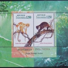 INDONEZIA 1996 - MAIMUTE 1 S/S, NEOBLITERATA - E2114