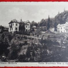 AKVDE Vedere - Slanic Moldova - - Carte Postala Banat 1904-1918