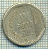5327 MONEDA - PERU - 1 NUEVO SOL - 2000 -starea care se vede