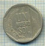 5330 MONEDA - PERU - 1 NUEVO SOL - 2000 -starea care se vede