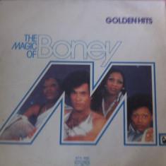 BONEY M Golden hits muzica pop disco dance disc vinyl lp balkanton records, VINIL