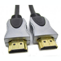 Cablu HDMI 3D 1080P mufe metalice