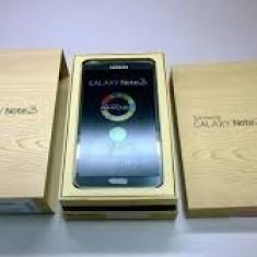 Vand Samsung Note 3 - Telefon mobil Samsung Galaxy Note 3, Negru, 32GB, Neblocat, 2G & 3G & 4G