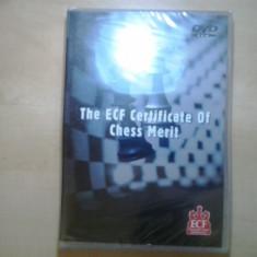 PC CD-ROM - The ECF Certificate of Chess Merit (GameLand )