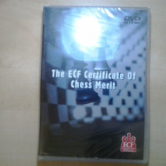 PC CD-ROM - The ECF Certificate of Chess Merit (GameLand )