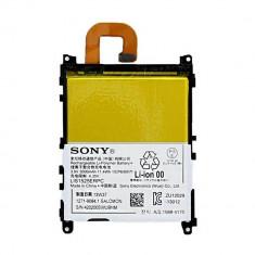 Acumulator Sony Xperia Z1 cod LIS1525ERPC original nou, Alt model telefon Sony, Li-ion
