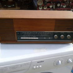 Radio in stare foarte buna de fuctionare GERMAN.GRUNDIG reducere