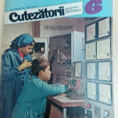 Cutezatorii 6 din 9 februarie 1978, anul XII (nr. 541)/ Cuibul vulturilor ep. 9 - Revista scolara