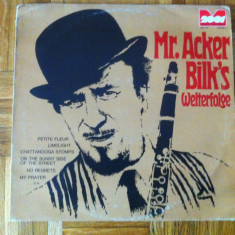 Acker bilk MR ACKER BILKS WELTERFOLGE disc vinyl lp muzica jazz vest germany, VINIL