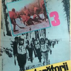 Cutezatorii 3 din 19 ianuarie 1978, anul XII (nr. 539)/ Cuibul vulturilor ep. 7 - Revista scolara