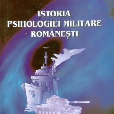 Constantin Cracsner - Istoria psihologiei militare romanesti - 14961 - Istorie