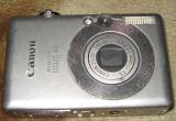 Camera Foto CANON IXUS 40 PC1101 DEFECT