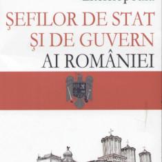 Nicolae C. Nicolescu - Enciclopedia sefilor de stat si de guvern ai Romaniei - 2073 - Atlas
