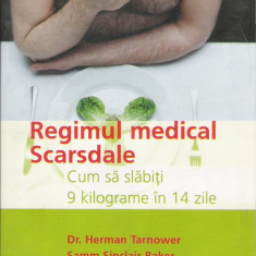 Herman Tarnower - Regimul medical Scarsdale - 23693 - Carte tratamente naturiste