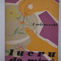 LUCRU DE MANA-FLORICA CEICOVSCHI - Carte design vestimentar