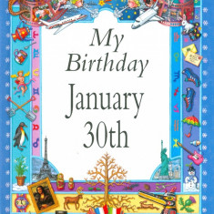 My Birthday January 30th - 22876 - Carte astrologie