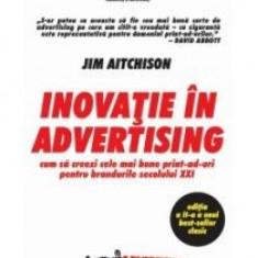 Jim Aitkinson - Inovatie in advertising - 8208 - Carte Economie Politica