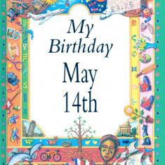 My Birthday May 14th - 22854 - Carte astrologie