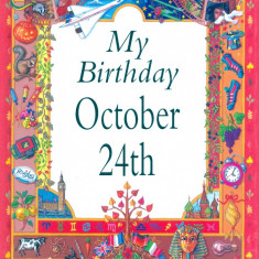 My Birthday October 24th - 22770 - Carte astrologie