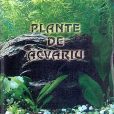 Neculai Barabas - Plante de acvariu - 22724 - Carti Zootehnie
