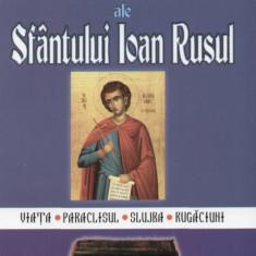 Preot Gheorghe Nicolae - Noile minuni ale Sfantului Ioan Rusul - 1763 - Carti ortodoxe