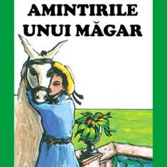 Contesa de Segur - Amintirile unui magar - 2497 - Carte de povesti