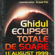 Iharka Csillik - Ghidul Eclipsei Totale de Soare 11 august 1999 - 3353 - Carte amenajari interioare