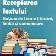 Camelia Gavrila - Receptarea textului - 12911 - Curs management