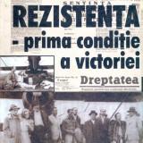 N. Carandino - Rezistenta - prima conditie a victoriei. Articole politice aparute in Dreptatea (1944-1947) - 16063