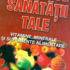 Sara C. Thompson - Secretul sanatatii tale - 25544 - Carte Alimentatie