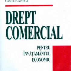 Smaranda Angheni + COLECTIVUL - Drept comercial pentru invatamantul economic - 6736 - Carte Legislatie