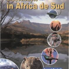August Sycholt - Destinatii in Africa de Sud. Ecoghid - 490 - Atlas