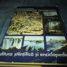 IOAN POPOVICI- ENCICLOPEDIA DESCOPERIRILOR GEOGRAFICE - Carte Teste Nationale
