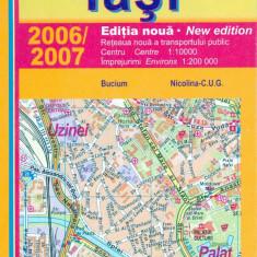 Planul orasului Iasi. 2006/2007 - 14548 - Harta Europei