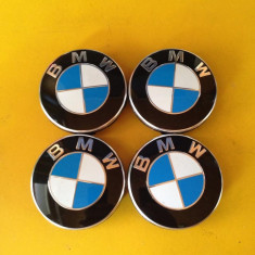 Capace Jante Orig. BMW mod nou F01, F02, F03, F10, F11, F14, seria 1, 3, 5, 7, x3, x5, x6 - Capace janta