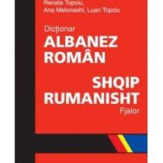Luan Topciu - Dictionar albanez-roman - 10866 - DEX