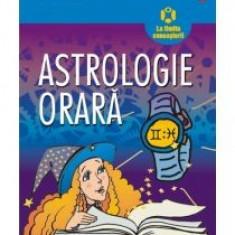 Mihaela Dicu - Astrologie orara - 9131 - Carte astrologie