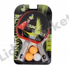 Set palete tenis de masa - Set palete ping pong