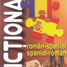 Anton Vlad - DICTIONAR roman-spaniol spaniol-roman - 7316 - DEX