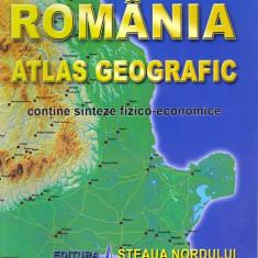 Romania. Atlas geografic - 6782