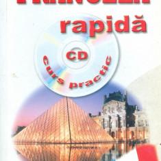 Ana-Maria Cazacu - Franceza rapida - 28450 - Carte amenajari interioare