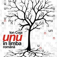 Ion Coja - Unu in limba romana - 2505