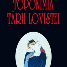 Costea Marinoiu - Toponimia Tarii Lovistei - 15785