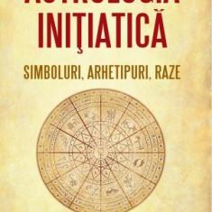 Sorin Bratoveanu - Astrologia initiatica: simboluri, arhetipuri, raze - 22894 - Carte astrologie