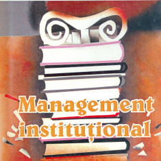 Corneliu Maior - Management institutional - 28448 - Carte amenajari interioare