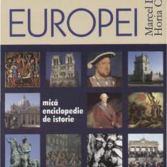 Marcel D. Popa - Statele Europei - 2085 - Atlas