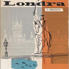 S. Obraztov - Londra - 21249 - Harta Europei
