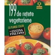 199 de retete vegetariene - 9577 - Carte Alimentatie
