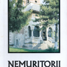 Ilie Stanescu - Nemuritorii - 13475 - Carte Monografie