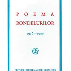 Alexandru Macedonski - Poema rondelurilor 1916-1920 - 2421 - Carte poezie